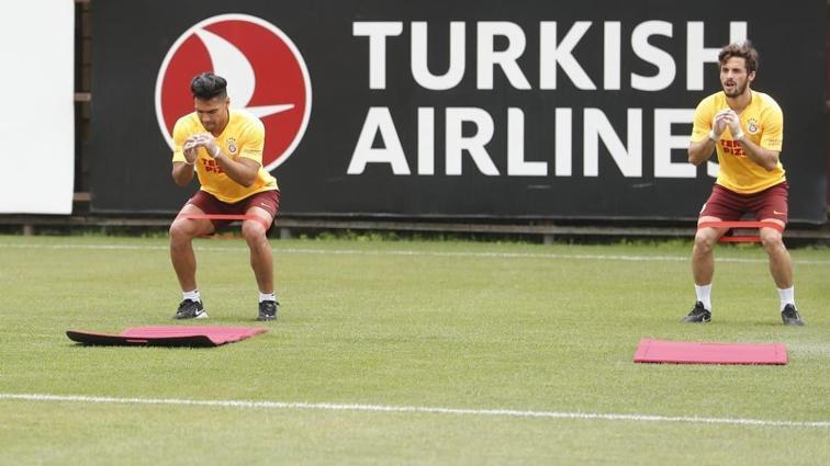 Galatasaray'da yoğun mesai bayramda da devam edecek