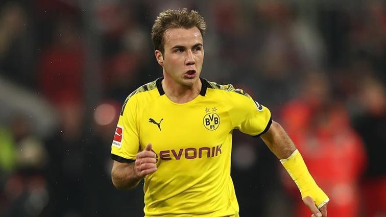 Dortmund'da Götze dönemi sona eriyor