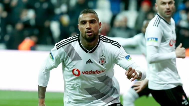 Beşiktaş'ta Boateng'in kaderi belli oluyor