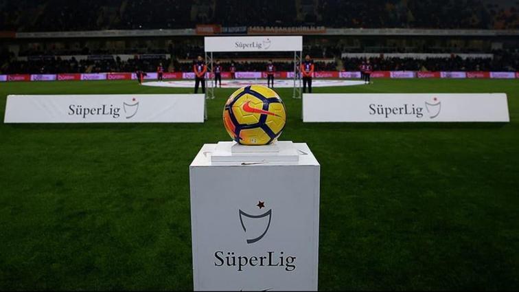 Süper Lig'in 5 haftalık fikstürü belli oldu