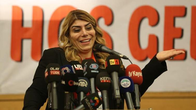Berna Gözbaşı: Kayserispor'un geleceğinin kurtuluşu altyapıda