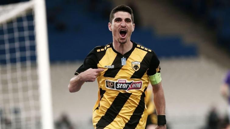Beşiktaş, Petros Mantalos'un transferinden vazgeçti