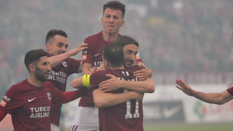 Bosna Hersek'te Saraybosna şampiyon ilan edildi
