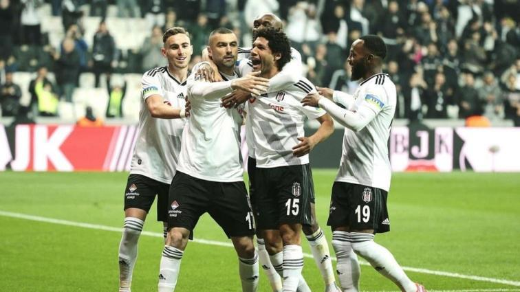 Mohamed Elneny Beşiktaş'tan ayrılıyor