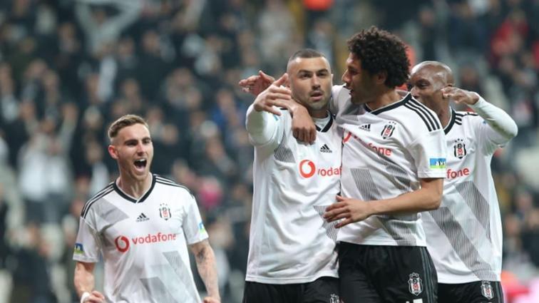 Beşiktaş'ta ayrılık! Yıldız oyuncu gidiyor...