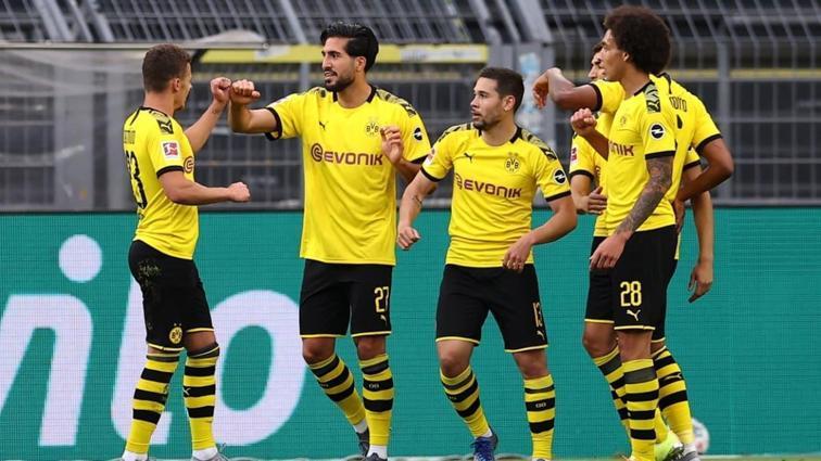 Dortmund, tek golle 3 puanı aldı