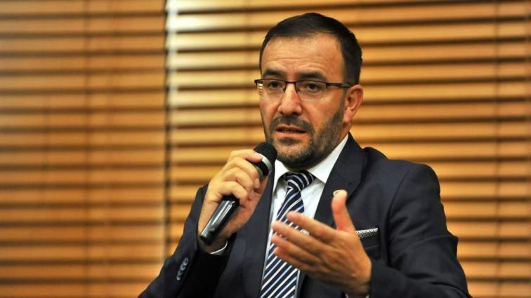 Fatih Çintimar: Türkiye'de atletizm liglerinde yabancı sporcu yarıştırmayacağız