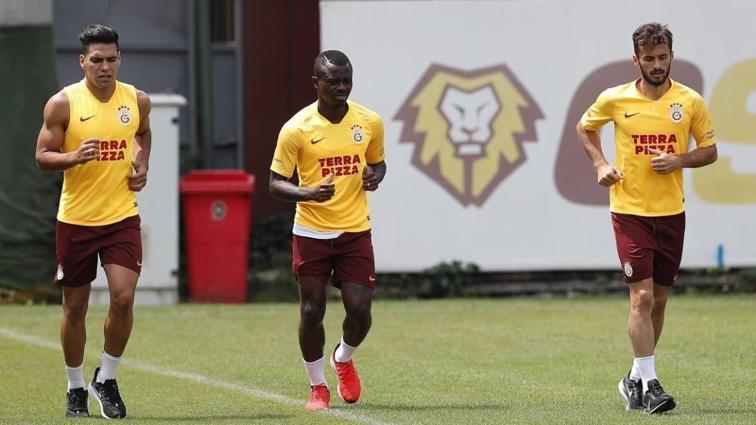 Galatasaray, Gaziantep FK mesaisine başladı
