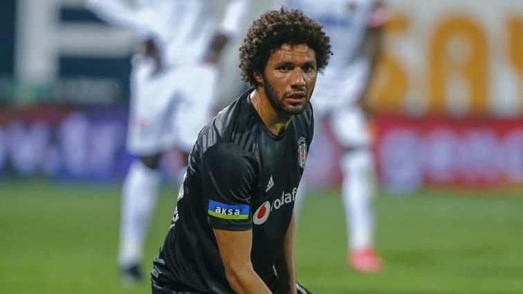 Beşiktaş'ta Mohamed Elneny ayrılık kararı aldı