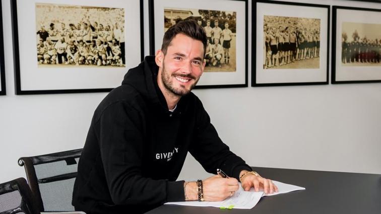 Borussia Dortmund'da Roman Bürki'nin sözleşmesi 2 yıl daha uzatıldı