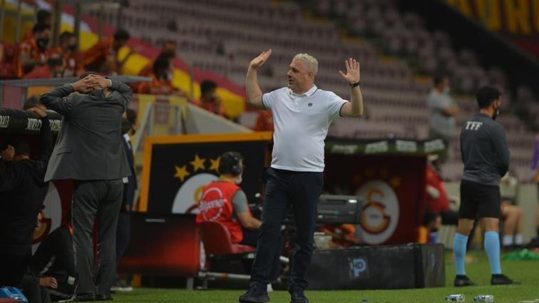 """Gaziantep FK Teknik Direktörü Sumudica: """"Kaç takım Galatasaray'ın sahasında rakibini hapsedebilir"""""""