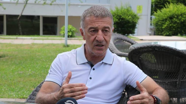 Ahmet Ağaoğlu: Kefal değil piranayız!