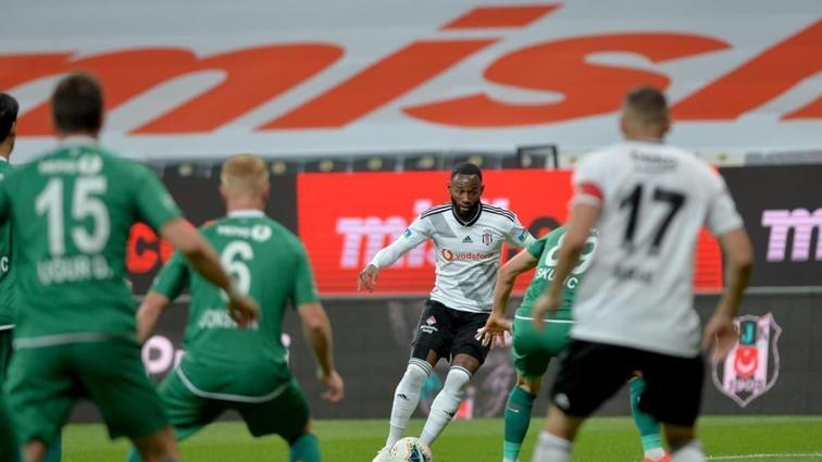 Beşiktaş-İttifak Holding Konyaspor maçından notlar