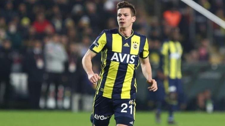 Fenerbahçe'de Mija Zajc ülkesine gitti