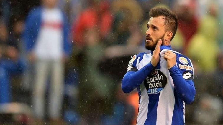 Deportivo Emre Çolak'ın golüyle kazandı