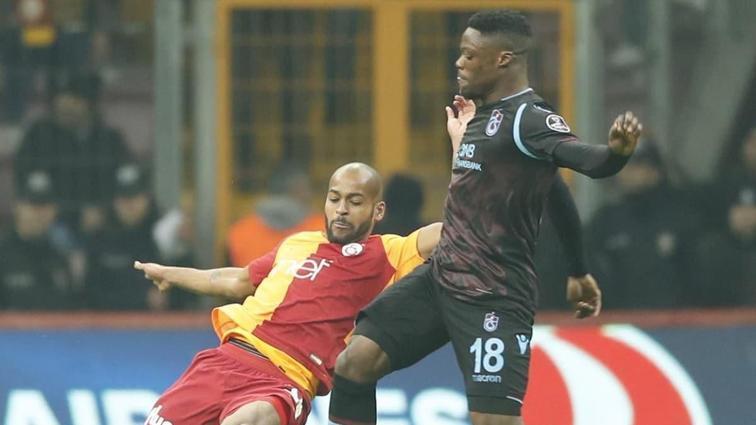 Galatasaray-Trabzonspor maçı öncesi iki takımın eksiklerinde son durum