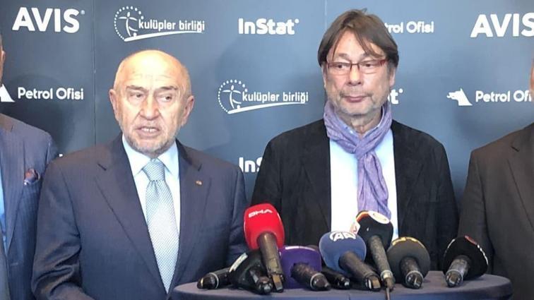 Mehmet Sepil, TFF'nin önerdiği yeni yabancı sistemini resmen açıkladı