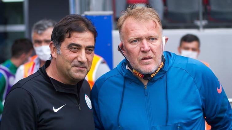 Maçın ardından: Ünal Karaman ve Robert Prosinecki'nin açıklamaları
