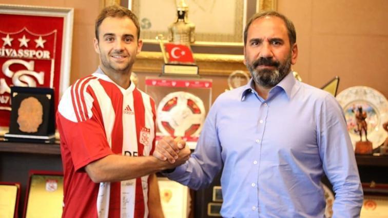 Sivasspor, Jorge Felix ile 2 yıllık sözleşme imzaladı