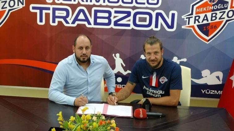 Batuhan Karadeniz'in yeni takımı Hekimoğlu Trabzon oldu
