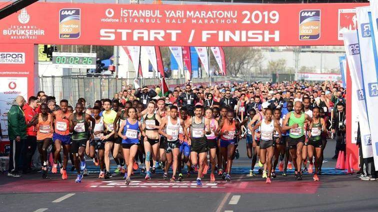 Vodafone İstanbul Yarı Maratonu çevre için koşulacak