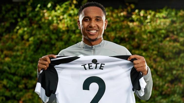 Fulham, Kenny Tete ile 4+1 yıllık sözleşme imzaladı
