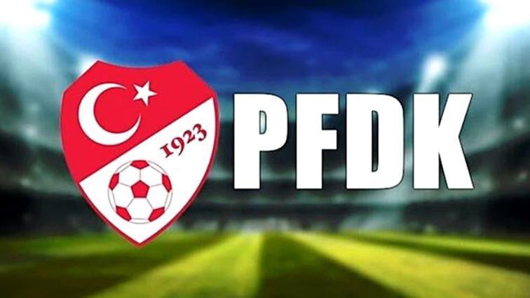 PFDK'den Galatasaray, Beşiktaş ve Trabzonspor'a ceza