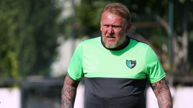 Robert Prosinecki: Trabzonspor maçında kadroda bir iki değişiklik yapabiliriz