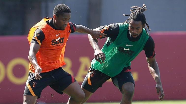 Galatasaray derbi hazırlıklarına ara vermeden başladı