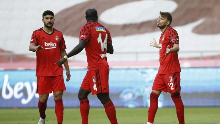 1995'ten beri en kötü Beşiktaş