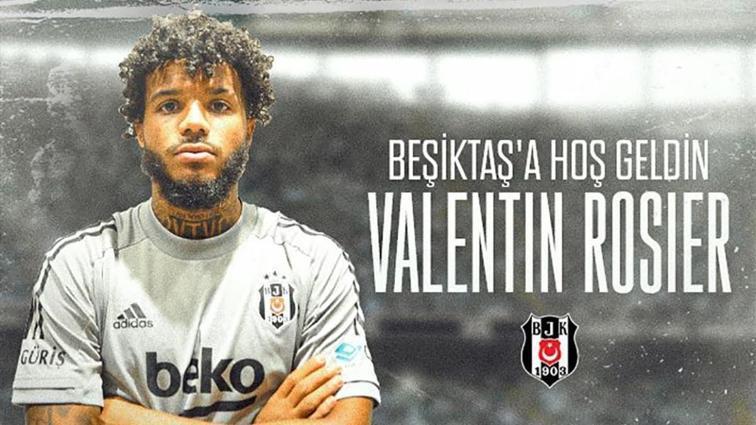 Valentin Rosier resmen Beşiktaş'ta