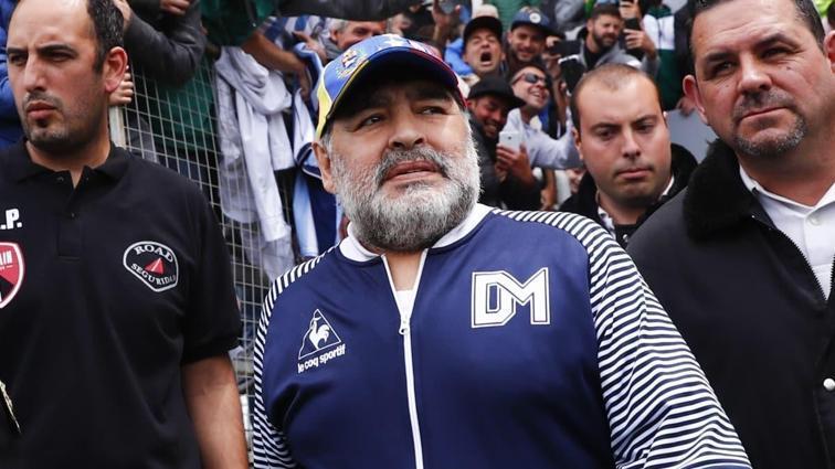 İspanyol basını 'Maradona'nın koronavirüs testi pozitif'