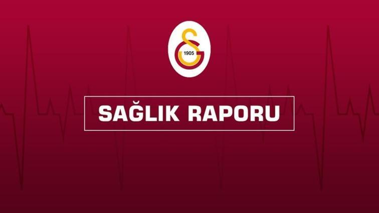 Galatasaray'dan Etebo ve Taylan Antalyalı'nın sağlık durumuyla ilgili açıklama