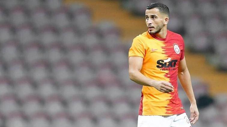 Galatasaray'da Omar Elabdellaoui özel çalışıyor