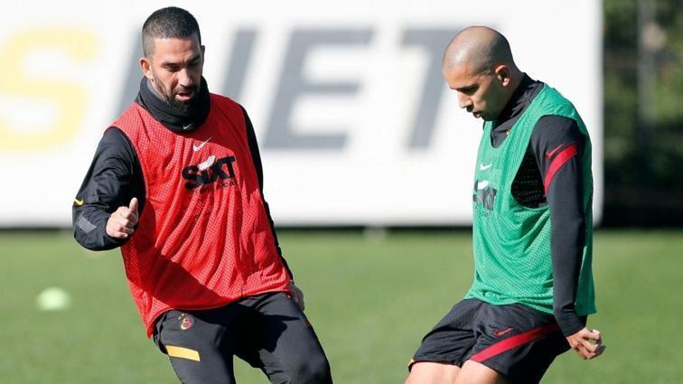Galatasaray, Sivasspor maçının hazırlıklarına ara vermeden başladı