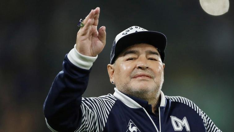 Durumu kritik... Maradona, beyin ameliyatı oldu