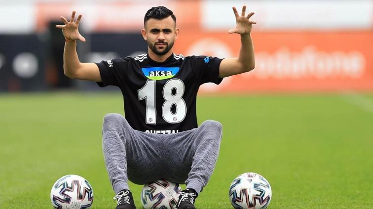 Rachid Ghezzal'dan Feghouli'ye gönderme: Umarım üzülen o olur