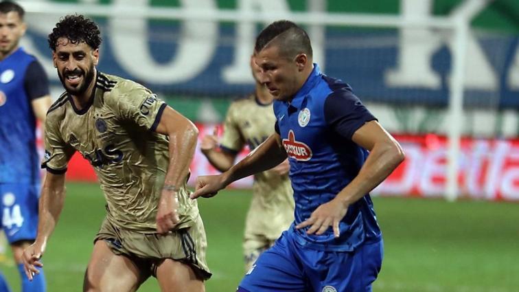 Fenerbahçe'de Tolga Ciğerci korkuttu