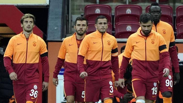 Galatasaray başarılı pasla ligde 10. sırada