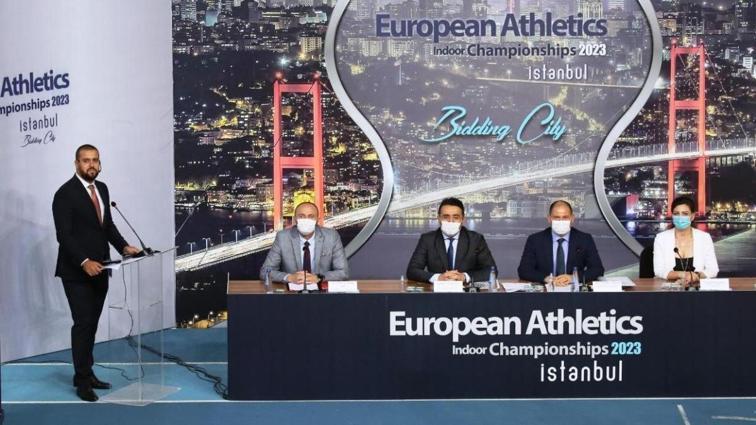 2023 Avrupa Salon Atletizm Şampiyonası Türkiye'de düzenlenecek