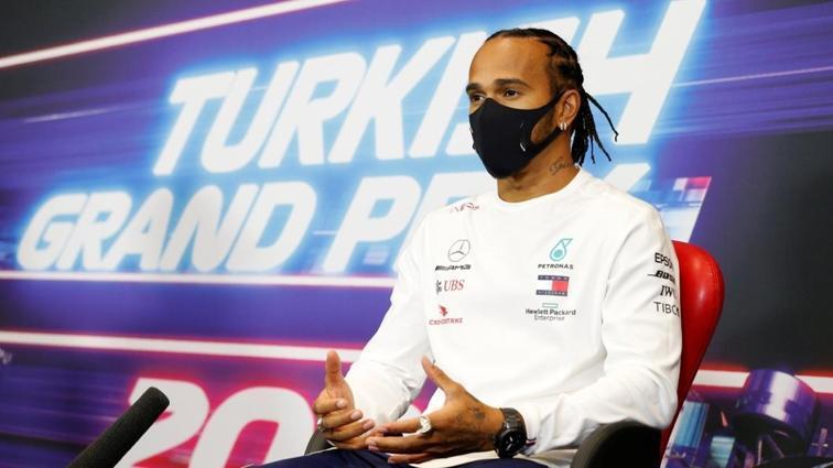 Lewis Hamilton: İstanbul'da 10 yıl önce kazanmıştım, burada sürüş yapmak inanılmaz