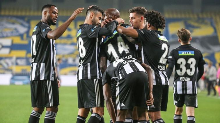 Beşiktaş'ın yenileri hücum performansıyla yüzleri güldürüyor
