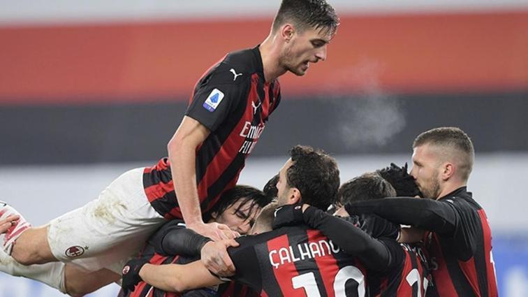Milan liderliğe devam ediyor! Yine kazandılar...