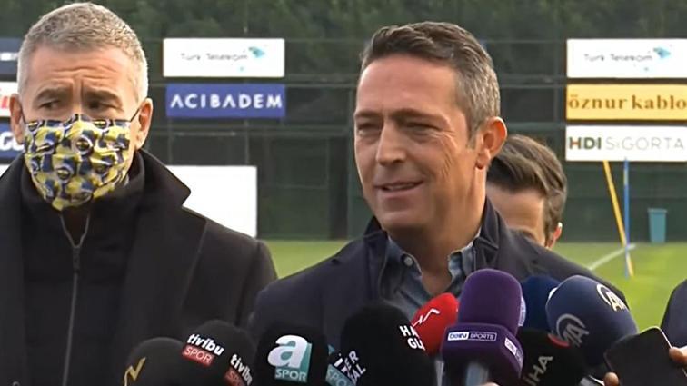 Son dakika! Ali Koç, Mesut Özil'i açıkladı: Bizim için zor bir rüya