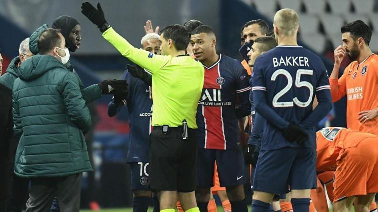Paris Saint-Germain, Başakşehir'e destek oldu
