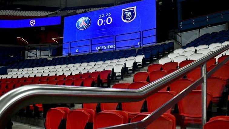 PSG-Başakşehir maçı hakkında soruşturma başlatılacak