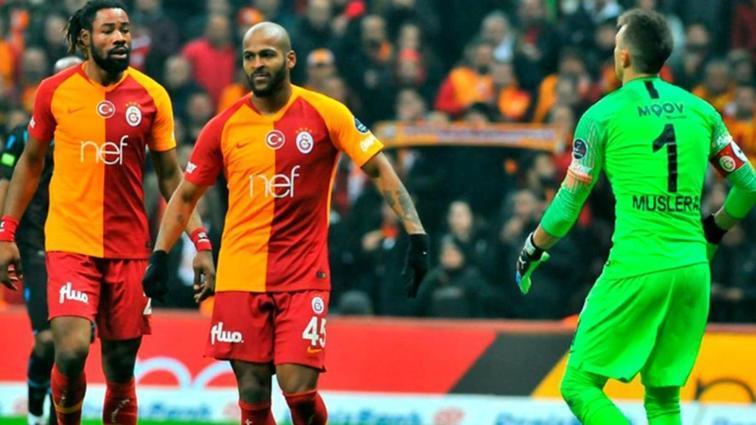 Galatasaray'da devre arası planı: Marcao, Luyindama, Caulker...