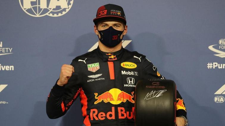 "F1 Abu Dabi GP'sinde ""pole"" pozisyonu Max Verstappen'in"