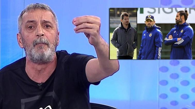 Abdülkerim Durmaz, Fenerbahçe teknik ekibine ateş püskürdü: Utanmazlar!