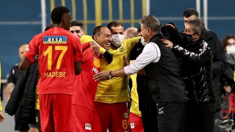 Yeni Malatyaspor da Kadıköy hasretini sonlandırdı